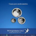 Copas para medicamentos PH Hospitalarios