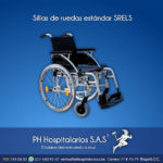 Sillas de ruedas estándar SRELS PH Hospitalarios