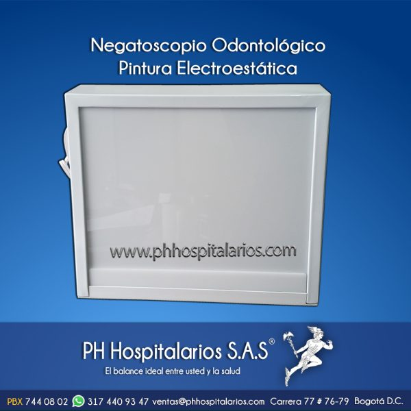 PH Hospitalarios - Negatoscopio Odontológico
