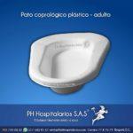 PH Hospitalarios - pato coprologico plastico adulto