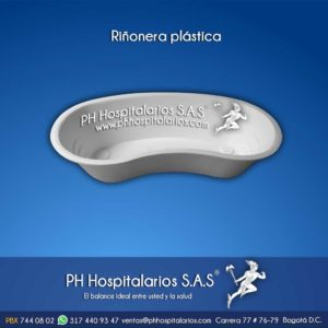 Pato Orinal - Pisingo - Plástico Muebles Hospitalarios Acero inoxidable - Pintura electroestática - Somos fabricantes riñonera plástica blanca